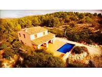 Spanish Holiday Villa with Pool / Late Deal