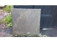 450x450 marshall grey slabs 45cmx45cm 100 for sale £2 each easy access