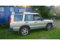 Discovery TD5 2004