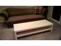 CLASSIC WHITE COFFEE TABLE