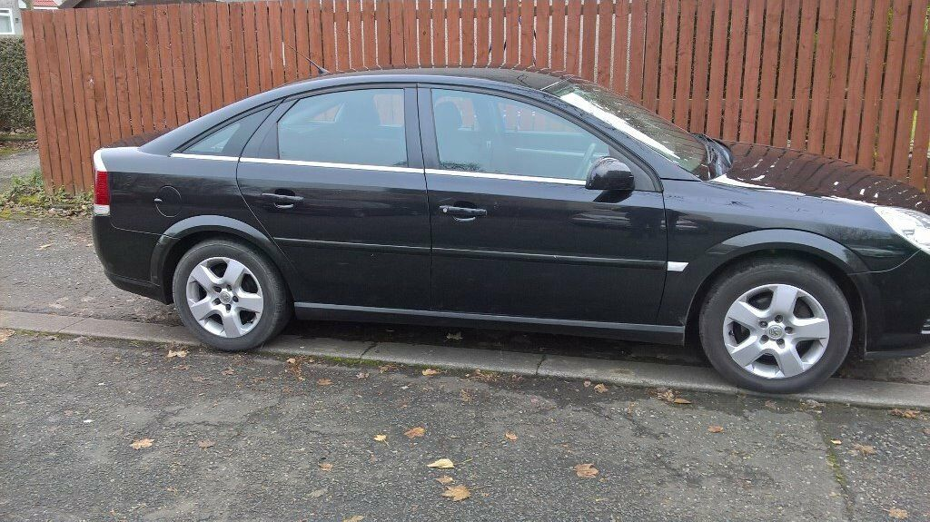 57 plate vauxhall vectra 1.8