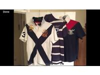 Ralph Lauren polo tops size small