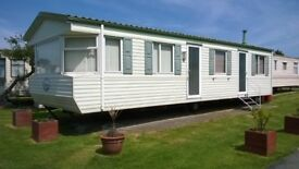 Lovely 6 berth Willerby Static Caravan 35' x 12' on friendly site in Kent, Isle of Sheppey