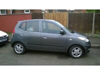Hyundai i10 Cheap tax- Cheap insurance-Low mileage -FSH-Air Con- 1 previous owner