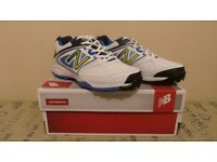 New Balance CK4020 rubber sole cricket shoes size 8