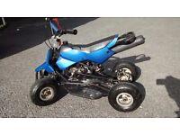For Sale, Kids 2stroke petrol quad bike
