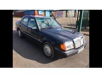 mercedes 200e 190e 1993 k reg auto saloon petrol 130k