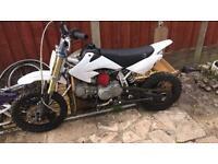 Wpb 125cc pit bike