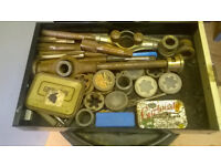 Large selection of stock dies and taps
