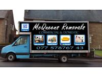McQueens Removals. (Removals at afordable prices) Single items to full loads. Neath, Port Talbot,
