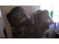 WW2 Babies gas masks X2 for sale
