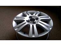 Genuine Vauxhall Corsa D 15in Alloy Wheel