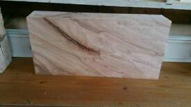 Turning blank craft work spalted beech hardwood timber seasoned(s10)