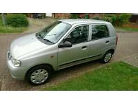 Suzuki alto 1.0 automatic genuine condition 30 for tax and cheap insurance 37.00 mlg