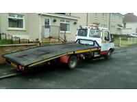 Ldv 400 convoy flat bed recovery truck spairs or repairs