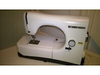 Necchi Free Arm Sewing Machine