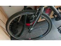 Bike raleigh lightweight hybrid
