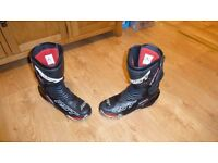 rst motorcycle boots size 9