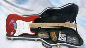Fender USA Standard Stratocaster 1996 inc Fender Hard Case