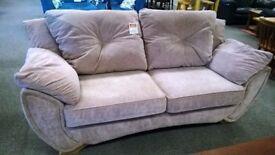 Taupe 2 Seater Sofa