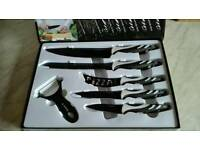 Kitchen knfie set
