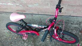 27inch Boys Bike Huffy with free Bike Lock - Feltham