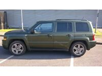 2008 Jeep Patriot Limited CRD 2.0 Metallic Green