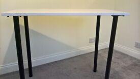 Small desk or hobby table, 90cm wide, 50cm deep, 75cm tall