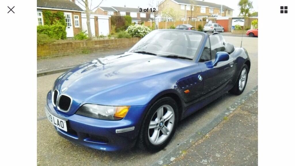 Bmw Z3 1999 1 9 Convertable Facelift Widebody In