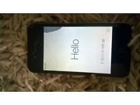 i phone 4s working spares or repairs