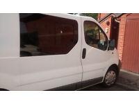 vauxhall vivaro camper van day van conversion 2003 12 month MOT £1800 reduced must go today