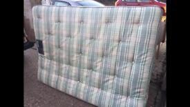 Myers double mattress