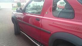 Freelander td4 jeep