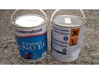 Cruiser UNO EU, antifouling paint, Dover White, 5L