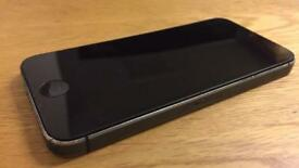 iPhone 5 16gb -Space Grey UNLOCKED