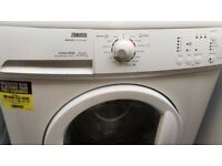 Zanussi 6kg washing machine £89 free delivery