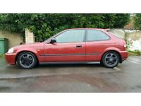 Honda civic vti B16 ej9 ek4 eg SiR Not integra crx b18 lsi esi sleeper