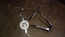 NEW AND USED BIKE PARTS AND FRAMES FOR SALE 100£