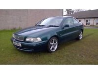 VOLVO C70 2.0 TURBO, COUPE, LPT AUTOMATIC / FULL LEATHER