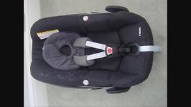 Maxi cosi pebble car seat covers