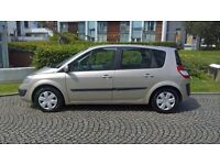 **[2006] RENAULT SCENIC OASIS 1.6 (MOT MARCH 2007) FULL SERVICE HISTORY ONLY 1 OWNER FROM NEW**