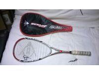 Dunlop squash racket £10