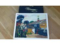 Painted tile boxed brand new
