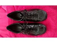 Black Leather Shoes from Remonte size 42