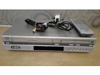 JVC DVD Player & Video Cassette Recorder