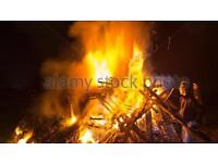 Lots of bonfire wood for FREE collection blackly m9 8wn