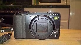 Sony DSC-HX20V Cyber - Shot Digital Camera