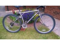 GT Timberline Mountain Bike.. Suitable for a Youth or Smaller Adult.. Light Alloy Frame.Quality Bike