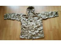 British army windproof desert smock. Never worn. Size 170/112 (height/chest)
