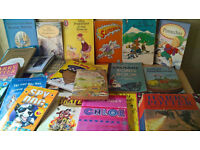 Job lot Children Literature Books (About 30 Books)